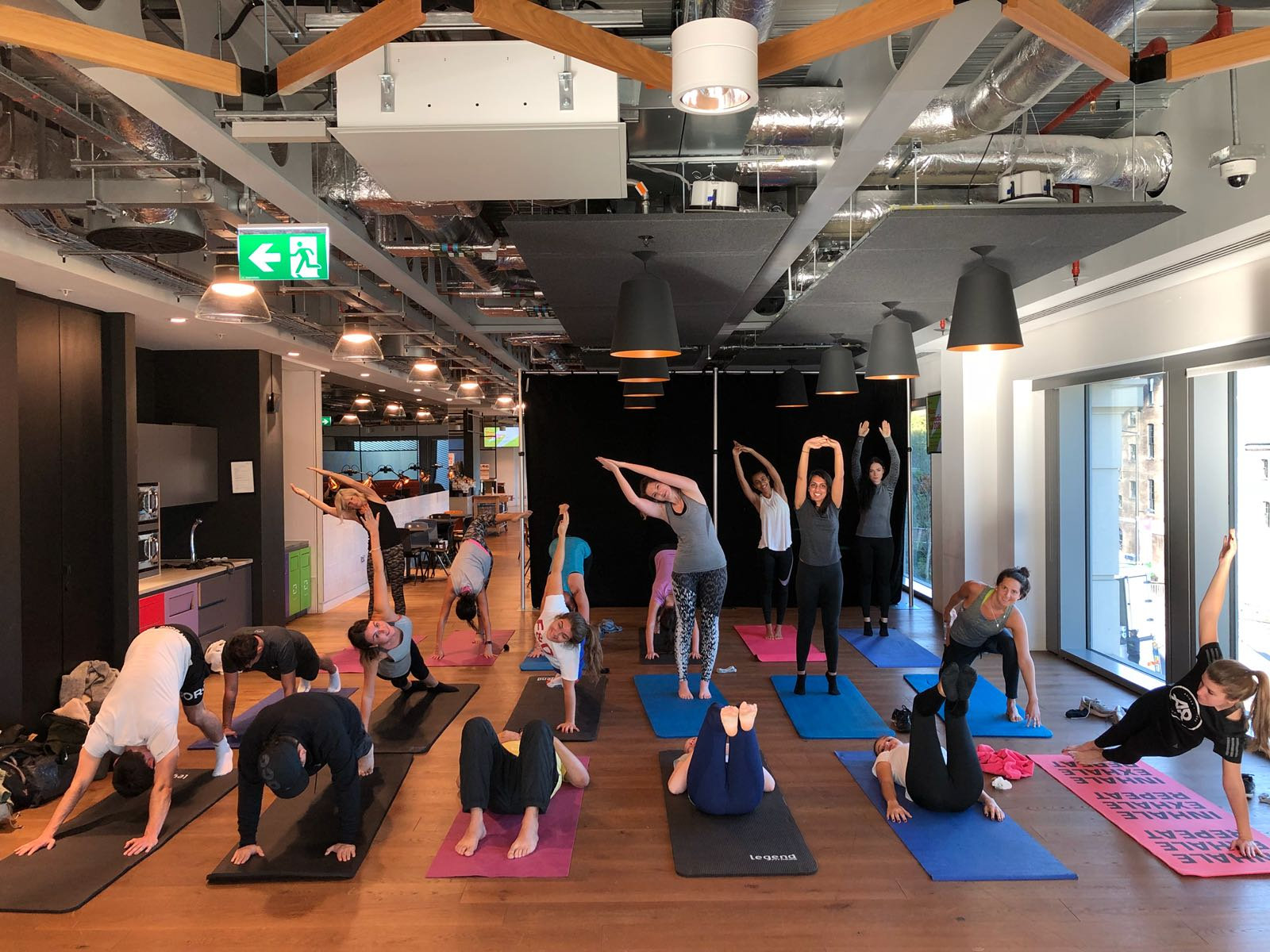 National Fitness Day Pilates Sessions